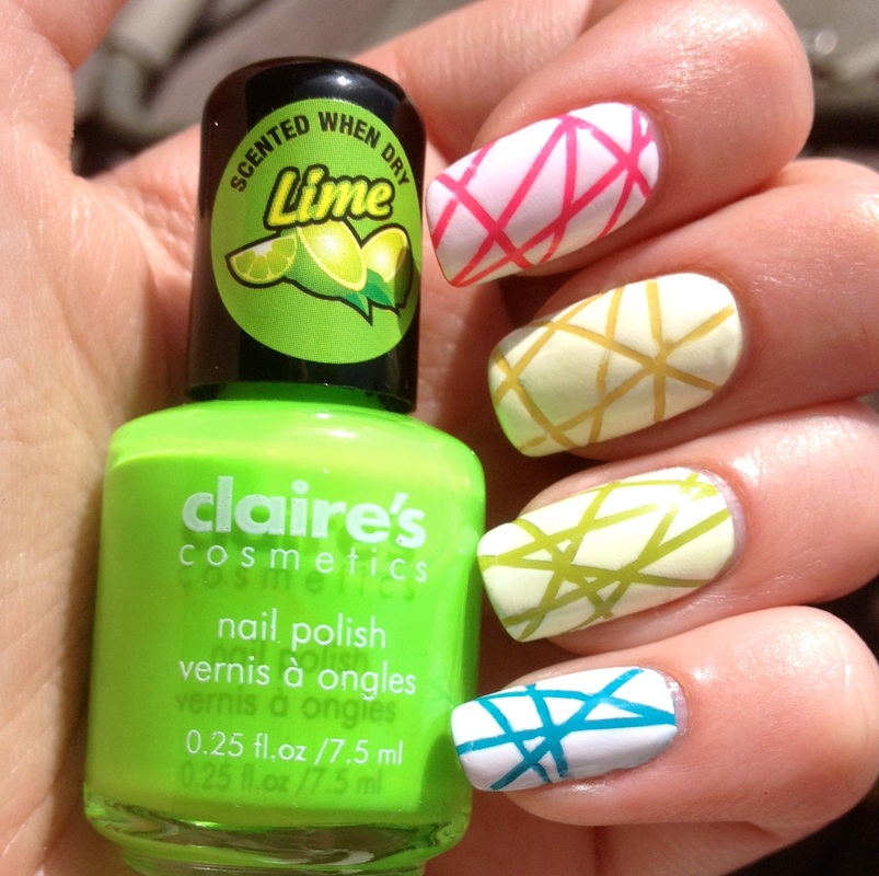 Category: Nail-art - ALL DEM NAILS